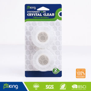 Blister Shrink Super Clear BOPP Stationery Tape pictures & photos