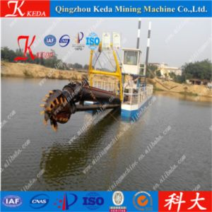 Full Hydraulic Cutter Suction Dredge pictures & photos