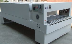 Ce Certificated Automatic Sleeve Shrink Wrapping Machine Without Card Board Base pictures & photos