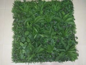 Plastic Grass Plants Panel for Wall Decoration pictures & photos