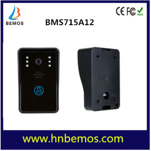 7 Inch Color Wireless Video Doorphone pictures & photos