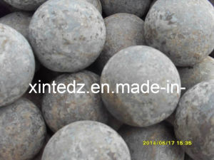 High Quality, No Breakage Grinding Steel Ball (dia125mm) pictures & photos