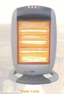 Halogen Heater (NSB-120F)