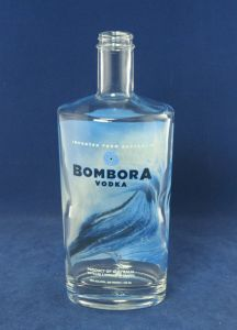 Rum Glass Bottle (750ml) pictures & photos