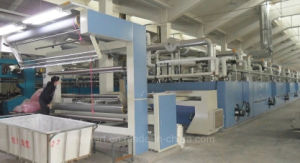 Hot Air Stenter Setting Machine for knitting and Weaving pictures & photos