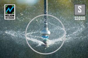 Nelson S3000 Spinner Sprinkler for Center Pivot