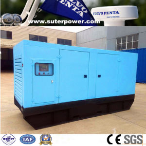 220kw/275kVA Volvo Silent Diesel Engine Power Electric Generator