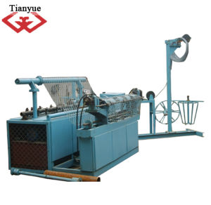 Full Automatic Chain Link Fence Machine (TYC-0070) pictures & photos
