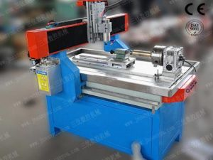 Metal CNC Router Sy-6090