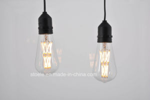 Stoele St18/St58 110V/220V Dimmable LED Filament Bulb Tawny Bulb pictures & photos