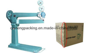 Carton Box Stapling Machine (X-1400) pictures & photos