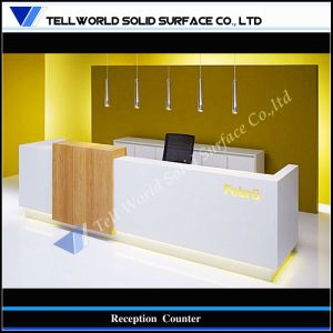 Corian Front Desk (TW-MART-194) pictures & photos