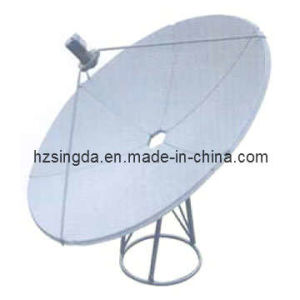 C-Band 210cm Satellite Antenna with SGS pictures & photos