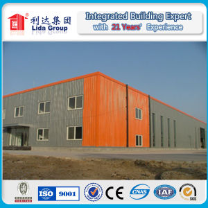 Steel Structure Warehouse and Workshop pictures & photos