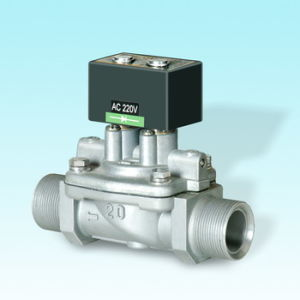 Dual Flow Explosion Proof Solenoid Valves (CF8S-E) pictures & photos