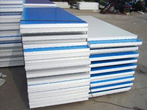 Polystyrene Sandwich Panel pictures & photos