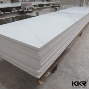 White Acrylic Solid Surface for Countertop 061206 pictures & photos