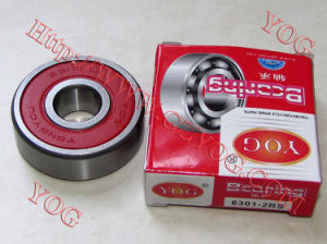 Motorcycle Spare Part Bearing 6301 2RS 6301 Llu pictures & photos