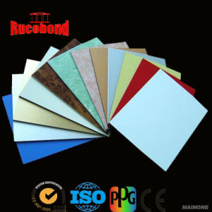 Guangzhou Aluminum Composite Panel PE PVDF (RCB140320) pictures & photos