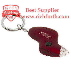 Novelty LED Torch Keychain