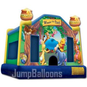 Inflatables, Winnie The Pooh Theme Castle, Inflatable Toys (J7031) pictures & photos