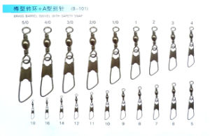 Fishing Tackle/Swivel B-101