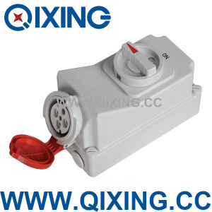 CEE/IEC IP44 Industrial Sockets & Inlets (QX5105) pictures & photos