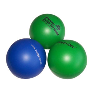 Promotional PU Stress Ball, Round Ball pictures & photos