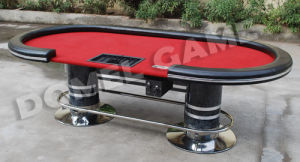 Casino Poker Table (DPT4A31) pictures & photos