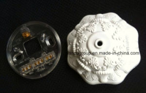 New Design Plastic Decoration Ceiling Rose pictures & photos