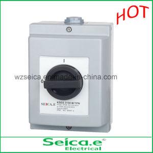Ksee Series Aluminium Alloy Enclosure Switch