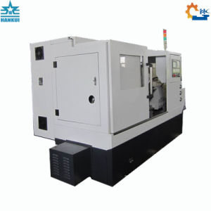 Ck63L Series Taiwan Turret CNC Slant Bed Auto Machine Tool Lathe pictures & photos