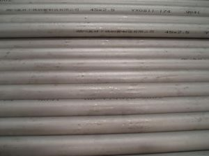 904L/1.4539 DIN 17456/DIN 17458 Seamless Stainless Steel Pipe pictures & photos