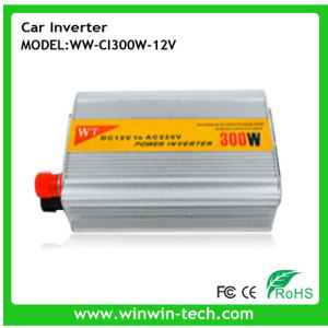 Portable 300W Car Power Inverter with 5V USB Port