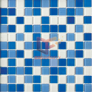 Swimming Pool Glass Mosaic (CFC100) pictures & photos