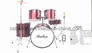 Top Quality and Hot Sale Drum Set (CSBL-11) pictures & photos