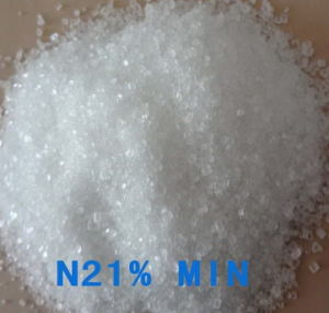 Ammonium Sulphate 20.5~21%, Nitrogen Fertilizer, Industrial Grade pictures & photos