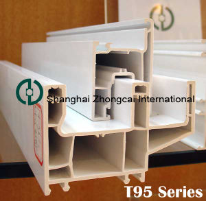 UPVC Profiles - T95 Sliding Series pictures & photos