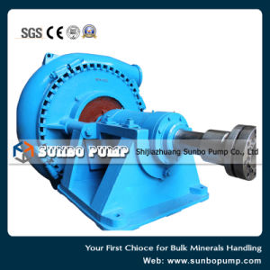 China High Pressure Large Flow Centrifugal Gravel Sand Dredging Pump Sg Series pictures & photos