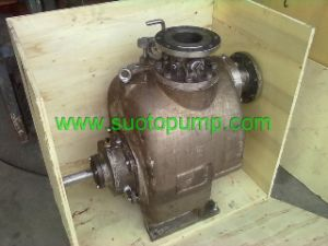 Stainless Steel Self-Priming Trash Pump pictures & photos