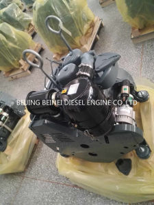 Concrete Mixer Beinei Deutz F2l912 Air Cooled Diesel Engine pictures & photos