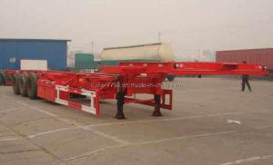 Semitrailer (LS9350TDP)