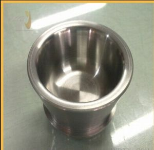 W Crucible for Vacuum Furnacepolished Tungsten Crucible pictures & photos