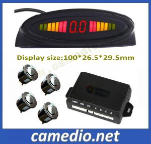 LED Digital Display Car Reversing Parking Sensor L215 pictures & photos