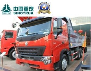 Sinotruk / Cnhtc HOWO A7 6X4 Volvo Type Dump Truck Zz3257n3847n2/S2ba pictures & photos