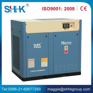 Inverter Rotary 100psi Screw Air Compressor pictures & photos