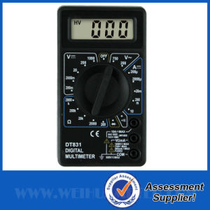 3 1/2 Digital Multimeter (DT831)