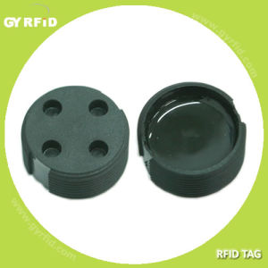UHF Waste Bin Tags for Garbage Tracking Wba Can Reach to 7-8meter Distance (GYRFID) pictures & photos