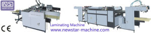 High Speed Fully Automatic Thermal Film Laminator pictures & photos