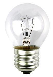 Incandescent Light Bulb G45 Small Global GLS General Bulb